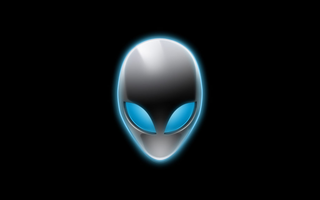 Alienware Widescreen Background