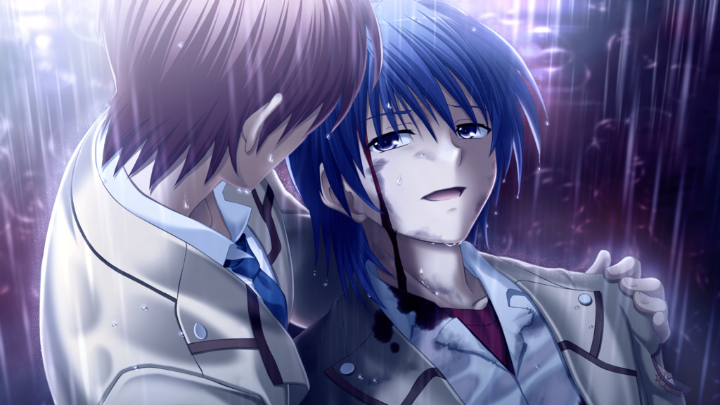Angel Beats! Full HD Wallpaper
