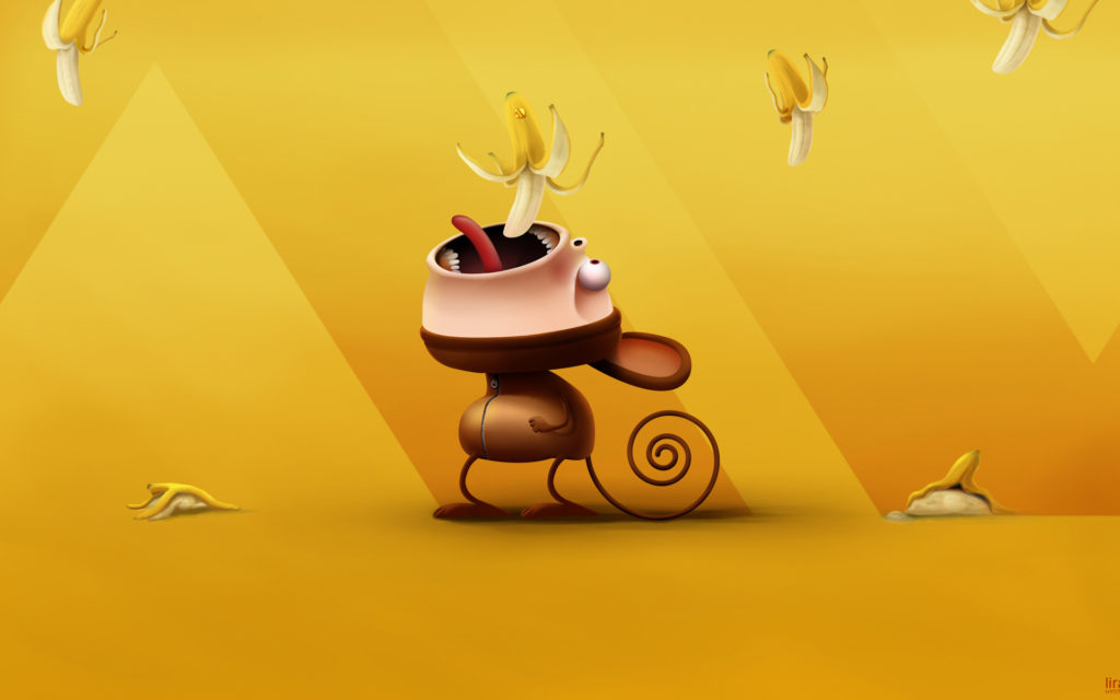 Animal Widescreen Background