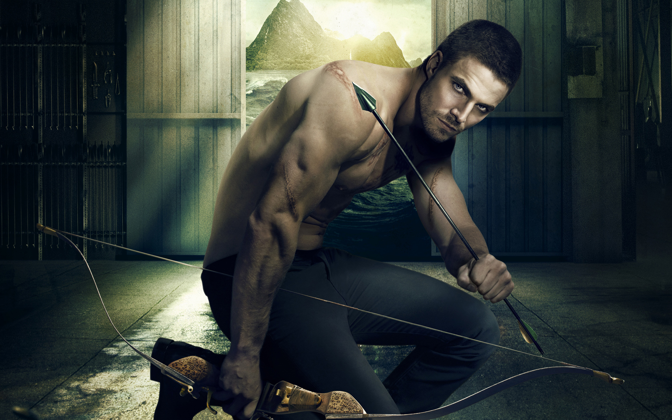 <b>Arrow</b> 2012. Watch online AVI movie! Download online full film. HQ ...