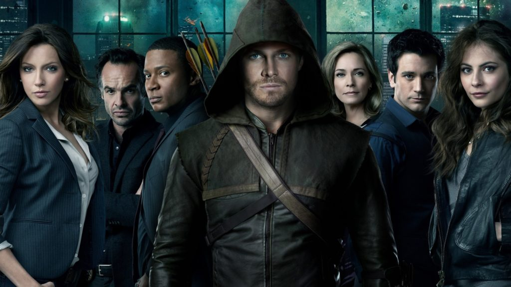 Arrow Full HD Wallpaper