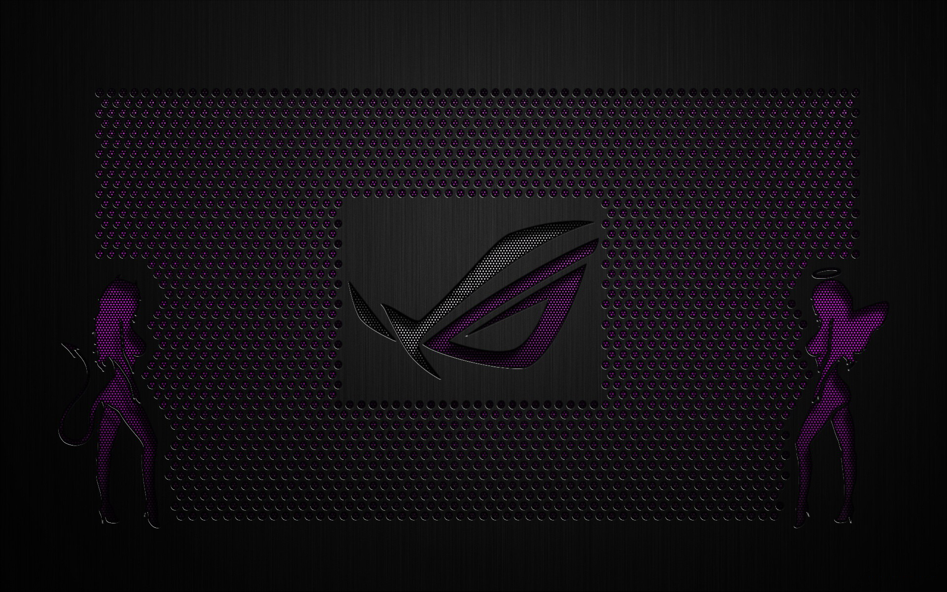 Asus Black Wallpaper: Asus Wallpapers, Pictures, Images