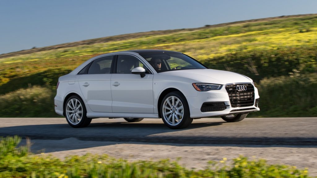 Audi A3 Full HD Wallpaper