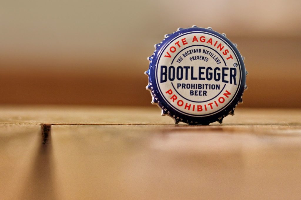 Beer Bottle Caps Wallpaper