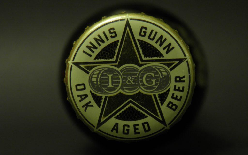Beer Bottle Caps Widescreen Background