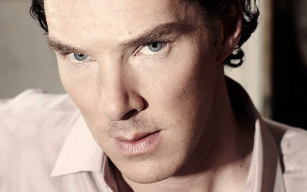 Benedict Cumberbatch Widescreen Wallpaper