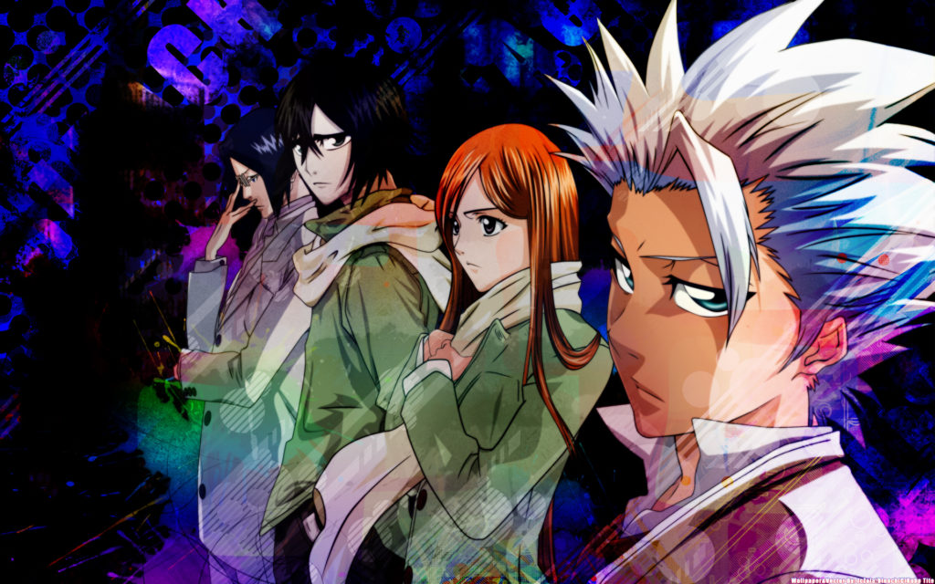 Bleach Widescreen Wallpaper