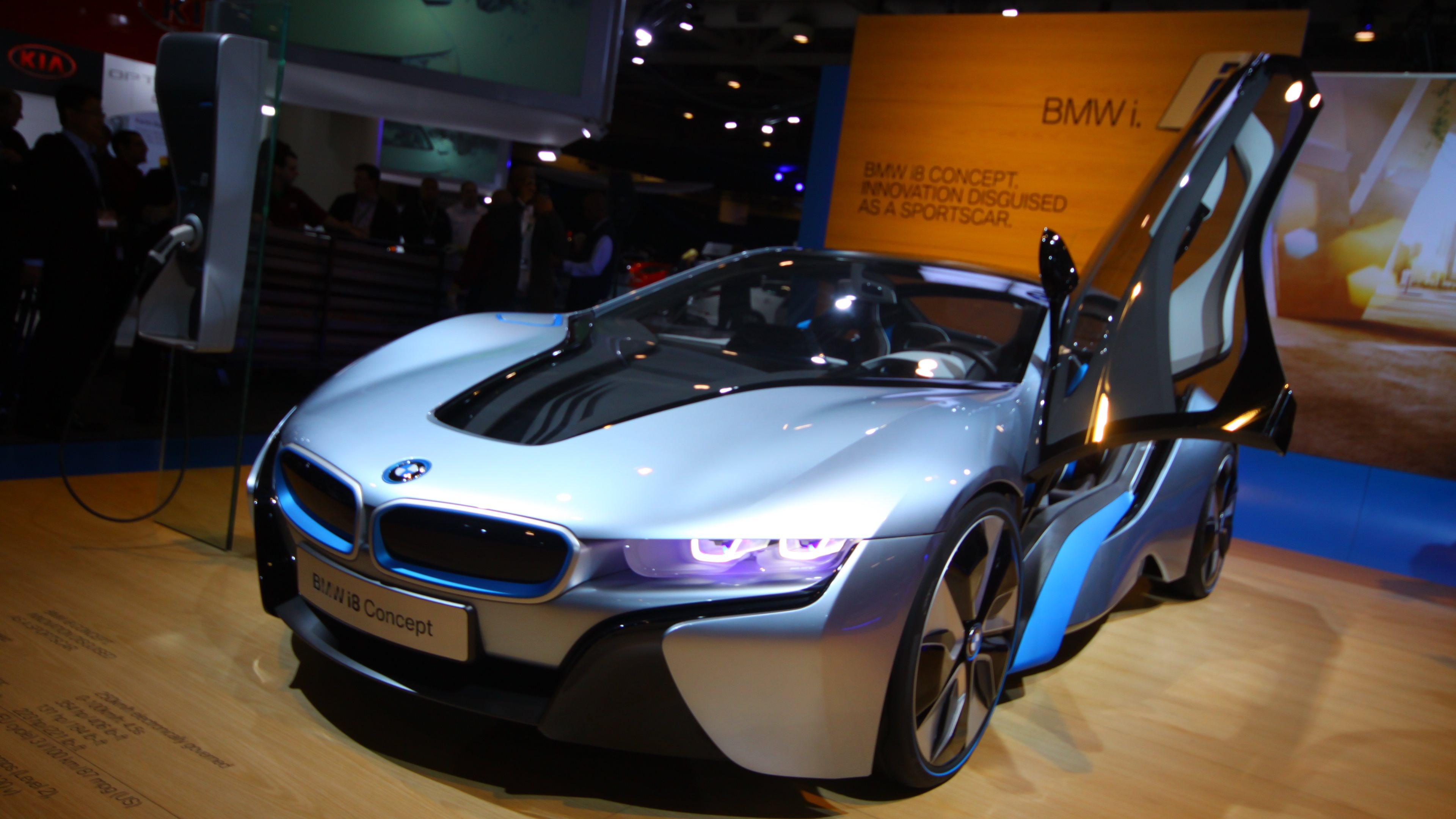 Bmw I8 Wallpapers Pictures Images