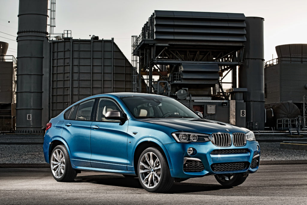 BMW X4 Wallpaper