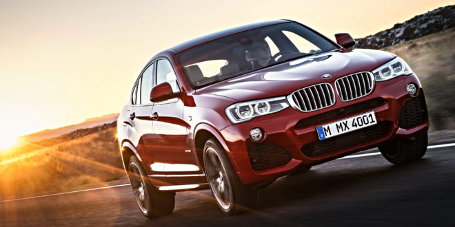 BMW X4 Wallpapers