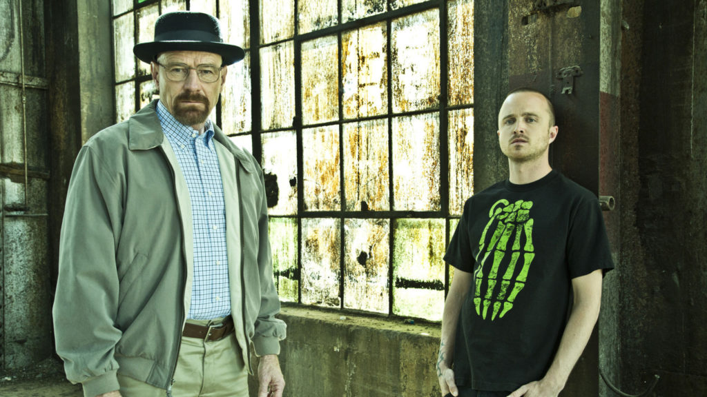 Breaking Bad Dual Monitor Background