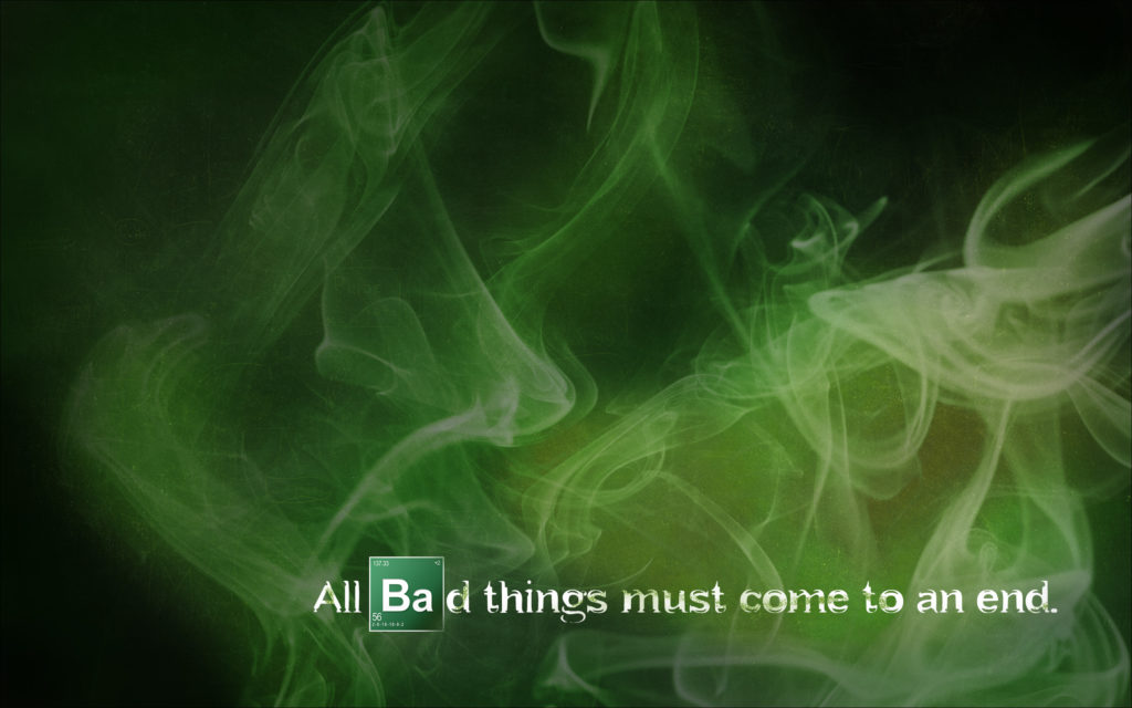 Breaking Bad Widescreen Background