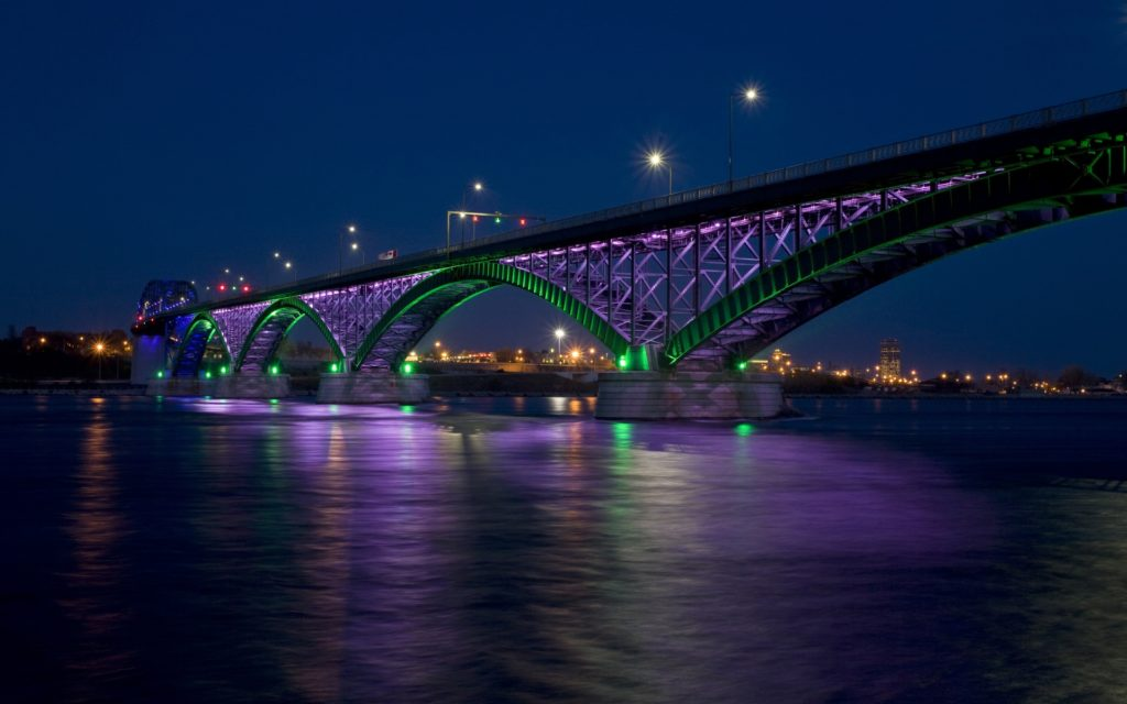 Bridge Widescreen Wallpaper