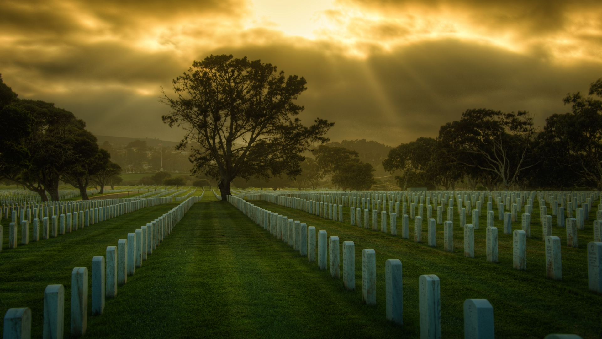 Hd Backgroumds: Cemetery Wallpapers, Pictures, Images