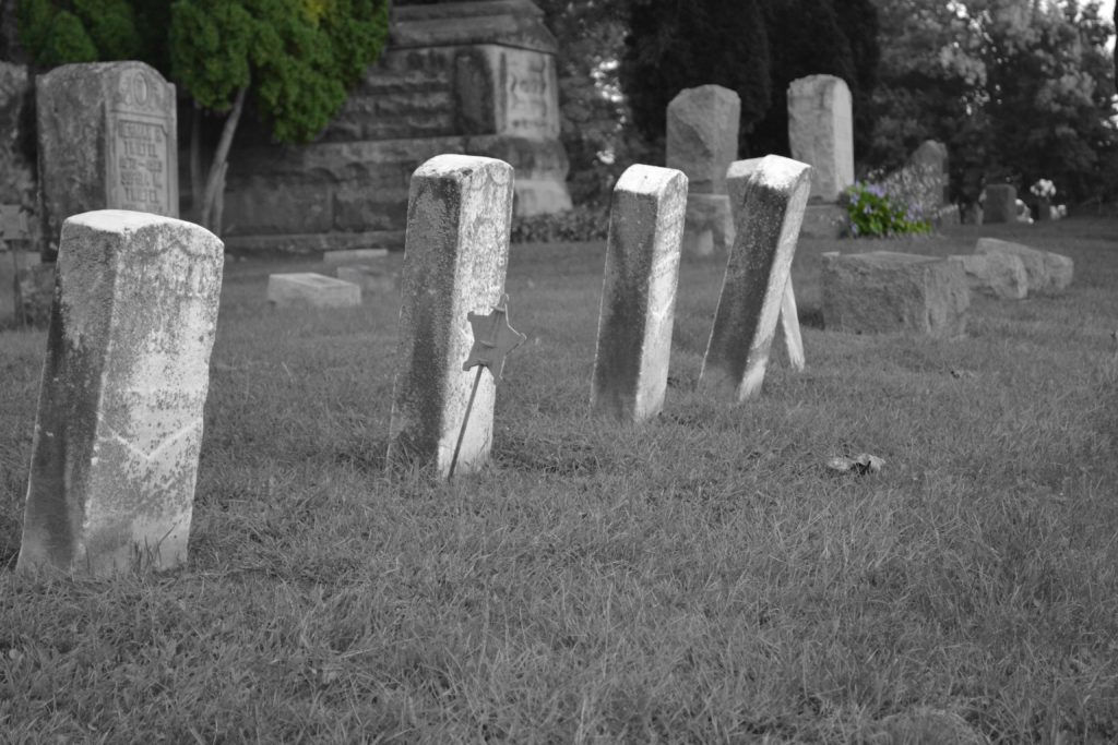 Cemetery Wallpaper