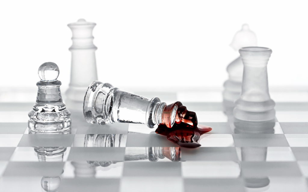 Chess Widescreen Wallpaper