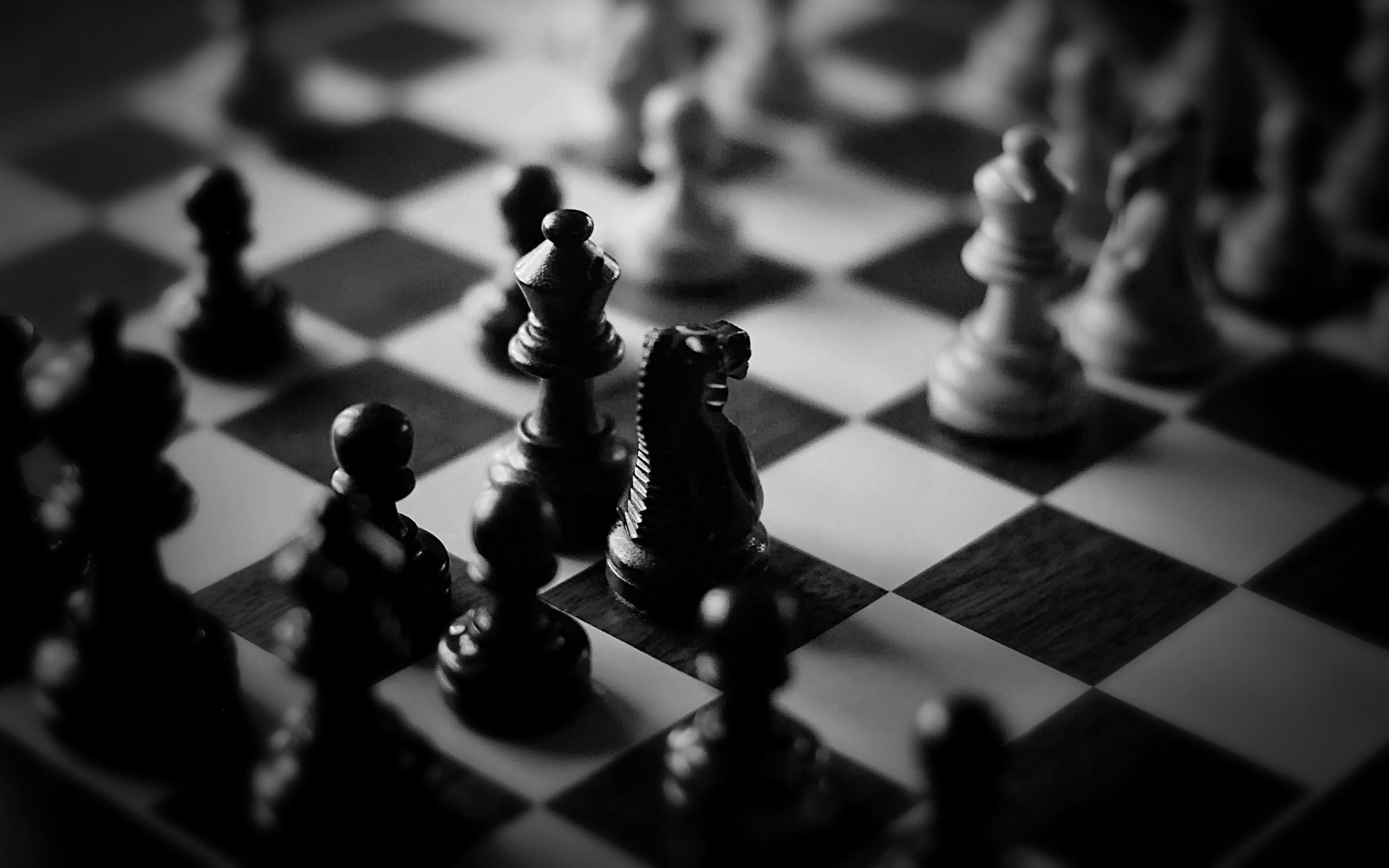 Chess Widescreen Wallpaper
