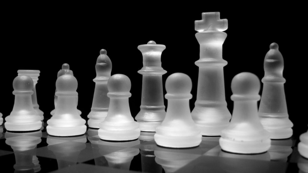 Chess Full HD Wallpaper