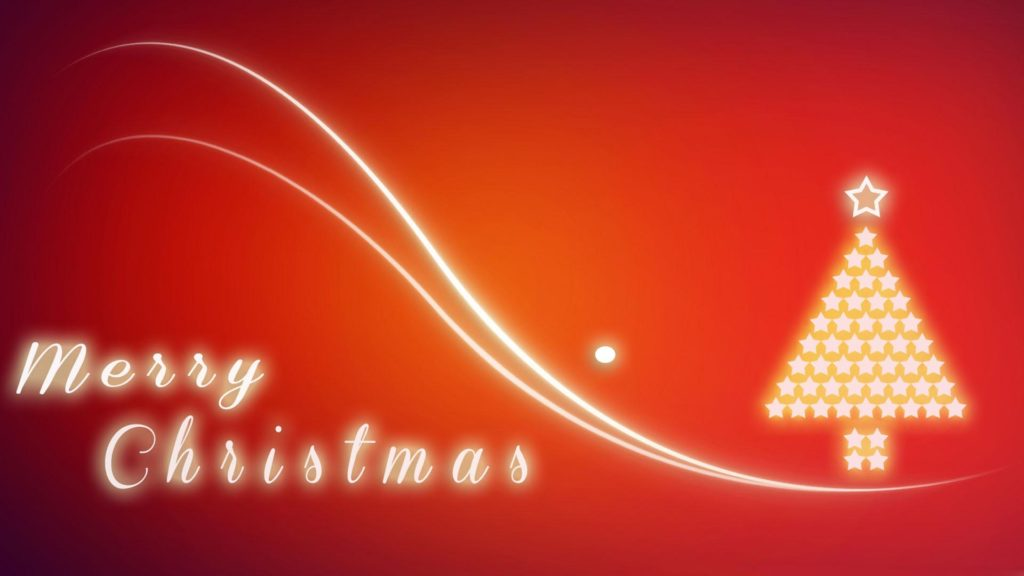Christmas Full HD Wallpaper