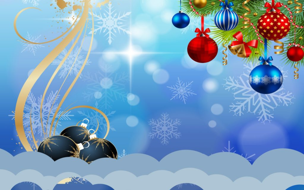 Christmas Widescreen Wallpaper
