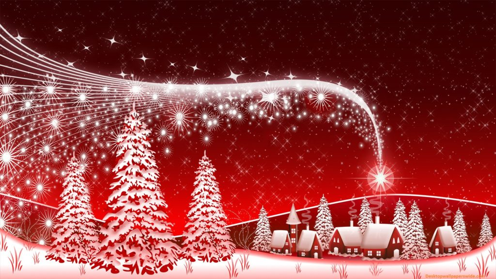 Christmas Full HD Background