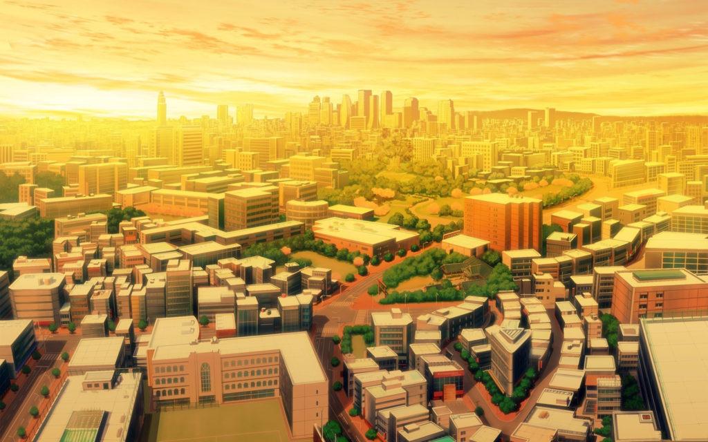 City Widescreen Wallpaper