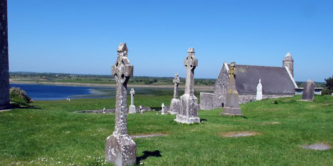 Clonmacnoise Monastery Wallpapers