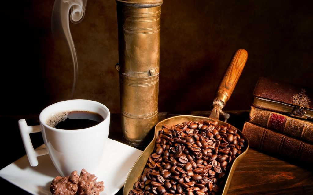 Coffee Widescreen Wallpaper