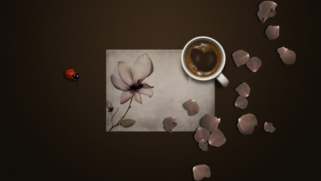 Coffee Full HD Wallpaper