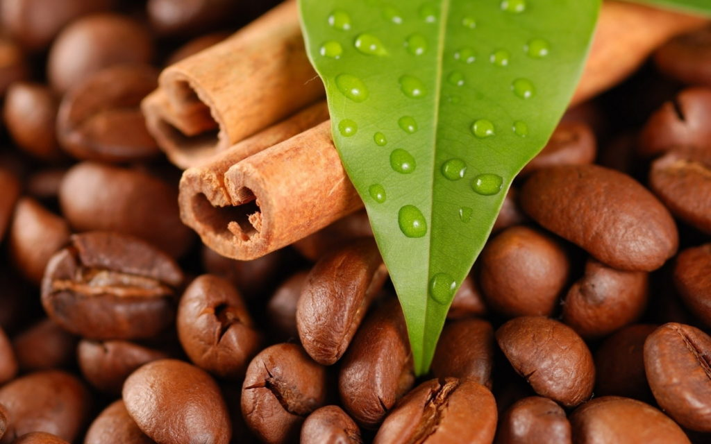 Coffee 4K Ultra HD Wallpaper