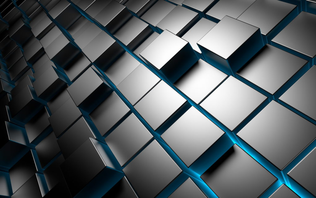 Cube Widescreen Wallpaper