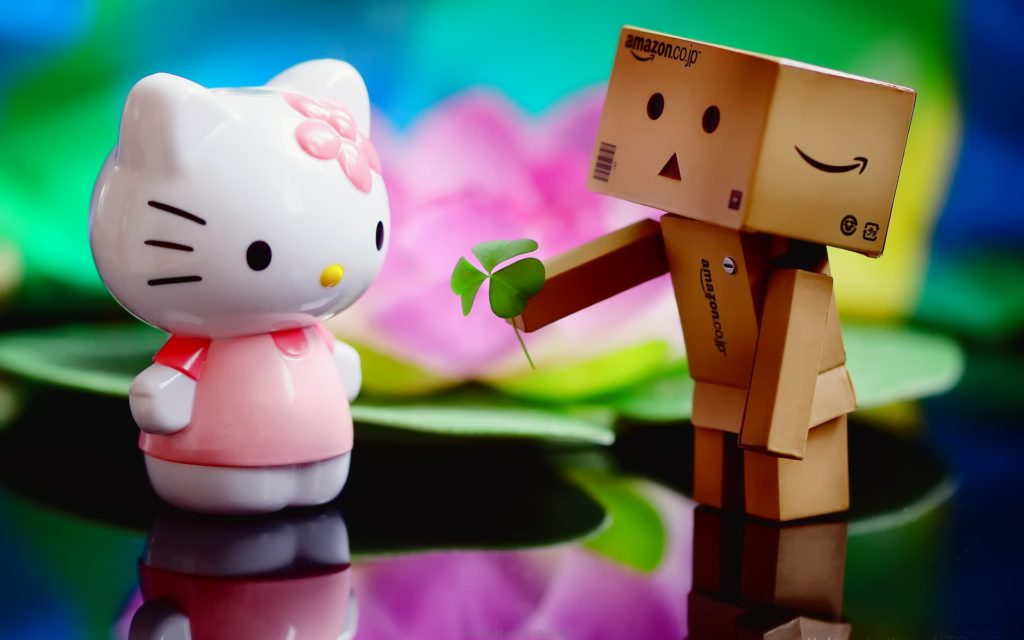 Danbo Widescreen Wallpaper