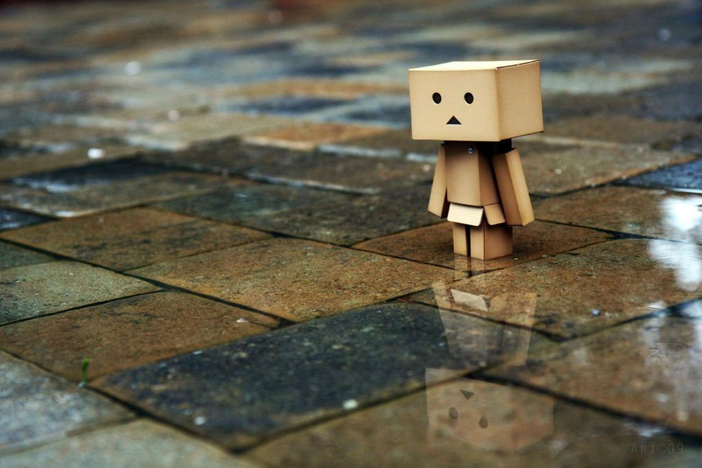 Danbo Background