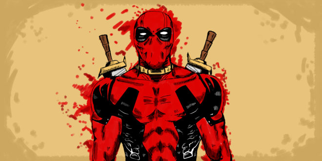 Deadpool Backgrounds