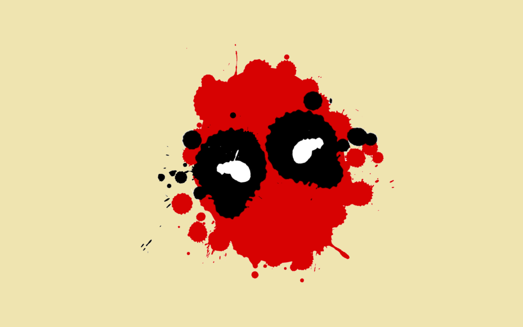 Deadpool Widescreen Background