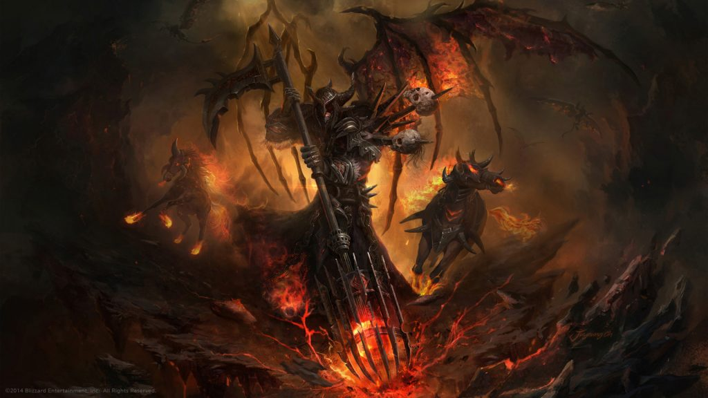 Demon HD Full HD Wallpaper