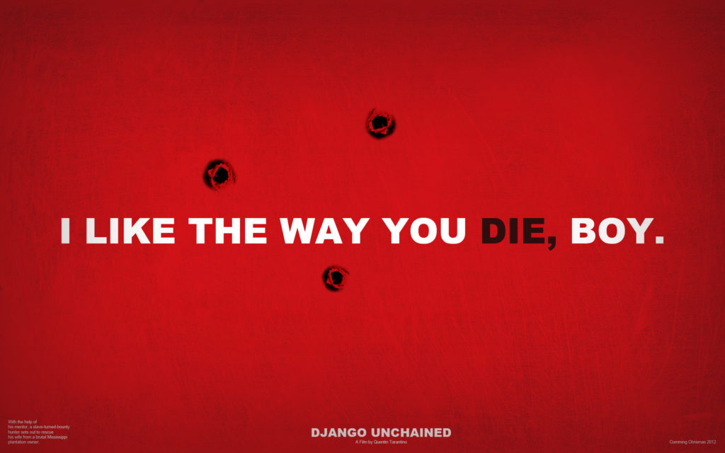 Django Unchained Wallpaper 2200x1375