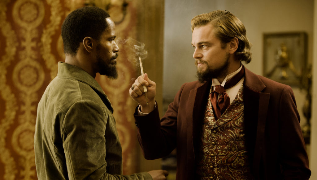 Django Unchained Wallpaper 4800x2738