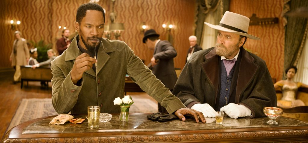 Django Unchained Wallpaper 3000x1396
