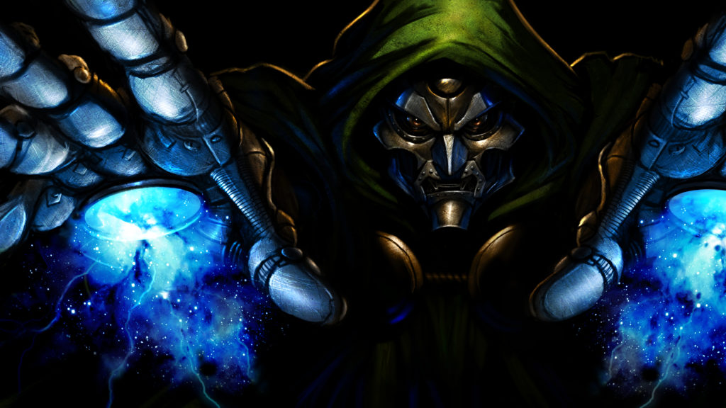 Doctor Doom Wallpaper
