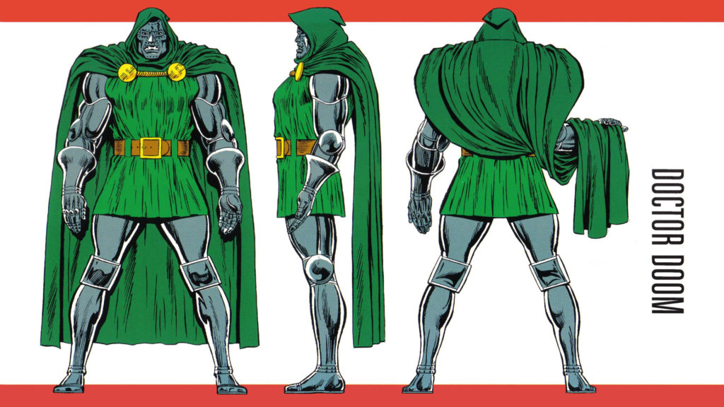 Doctor Doom Full HD Wallpaper