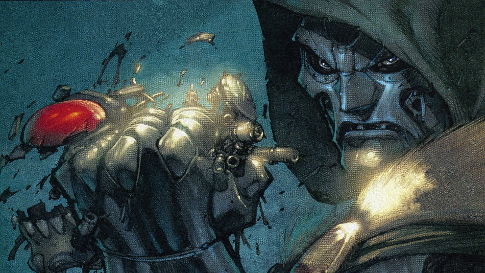 Doctor Doom Wallpapers Pictures Images