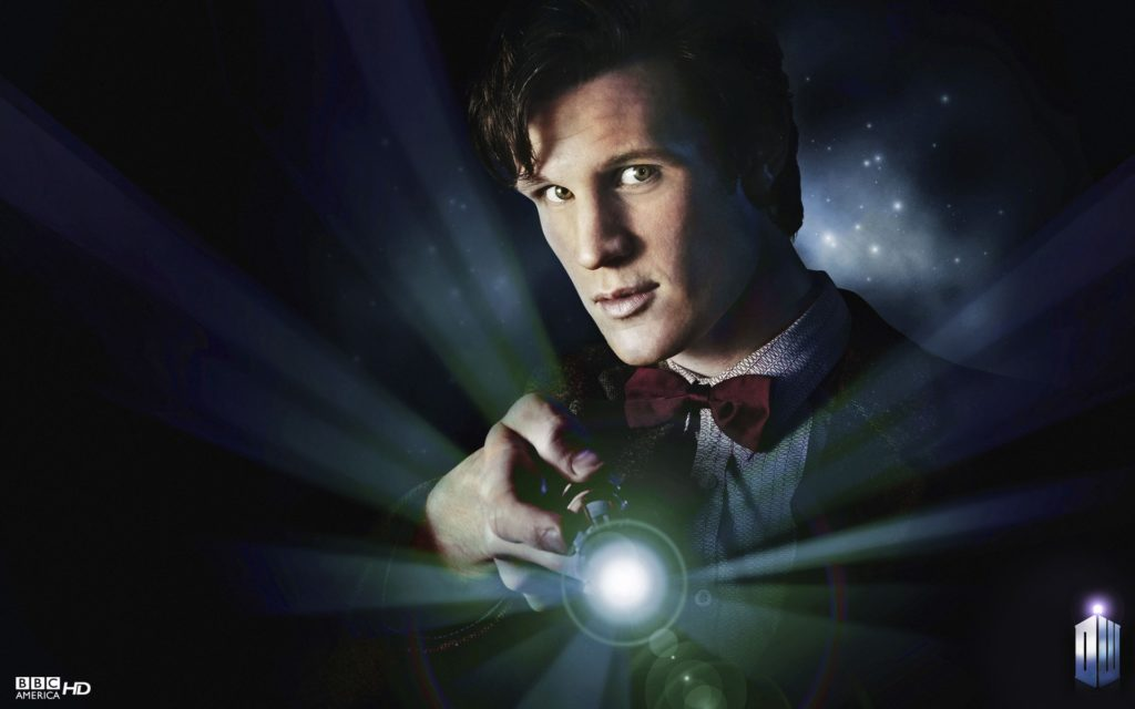 Doctor Who Widescreen Background