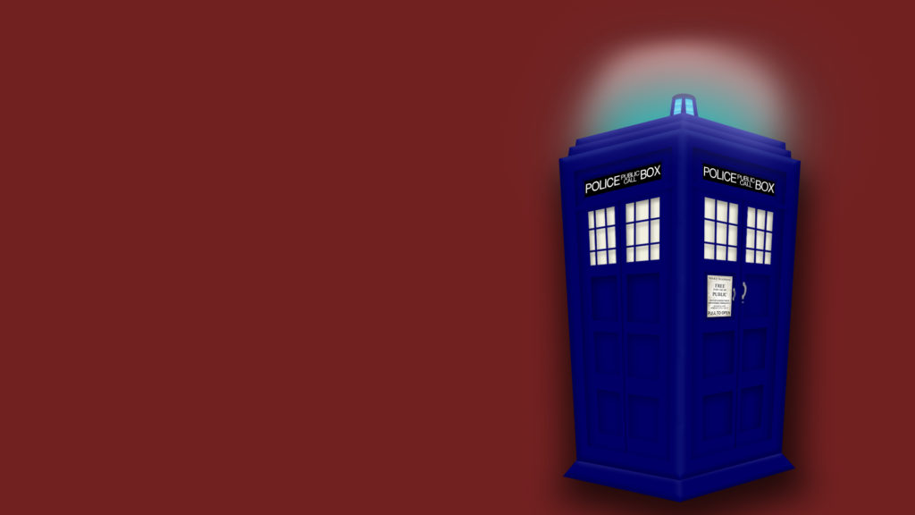 Doctor Who Full HD Background