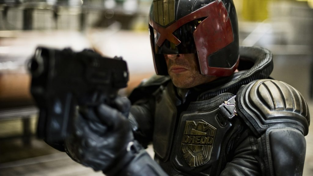 Dredd Full HD Wallpaper