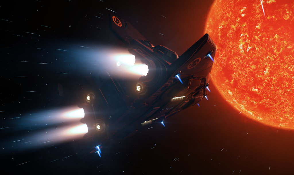 Elite: Dangerous Wallpaper