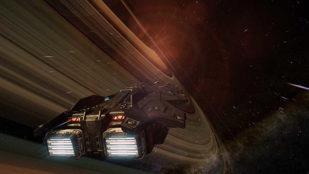 Elite: Dangerous Full HD Wallpaper