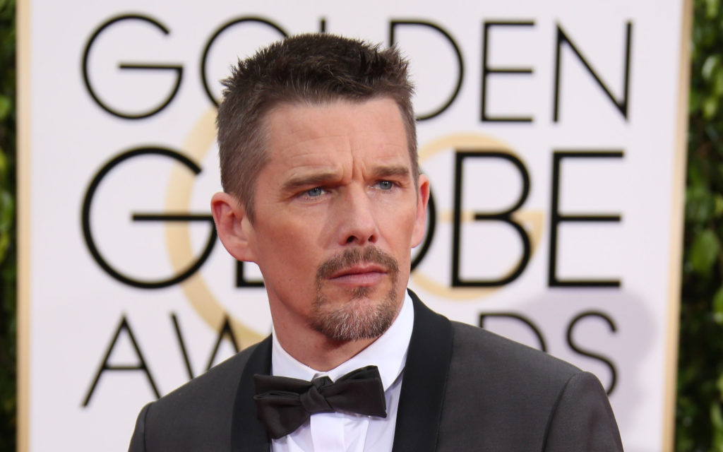 Ethan Hawke Widescreen Wallpaper