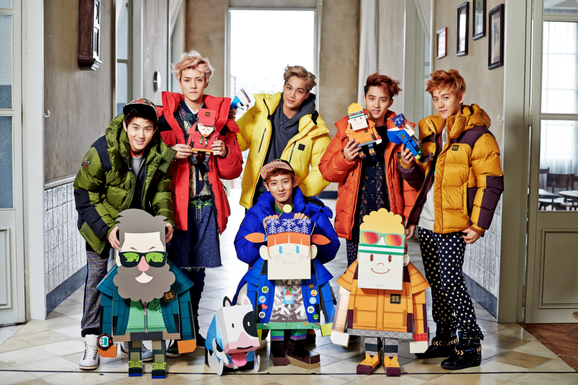 Exo Wallpapers Pictures Images