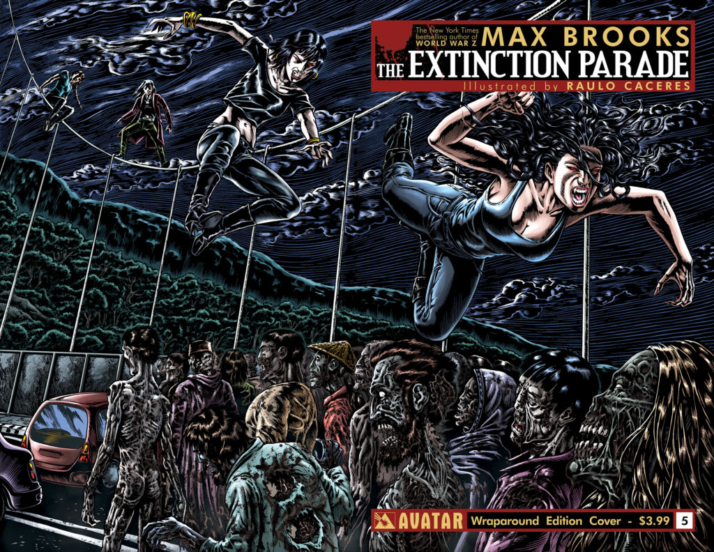 Extinction Parade Wallpaper